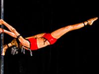 Greta Pontarelli Pole Dance